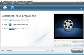 Leawo Blu-ray to MKV Converter immagine 1 Thumbnail