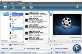 Leawo Video Converter bild 3 Thumbnail