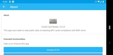 Banking Card Reader immagine 2 Thumbnail