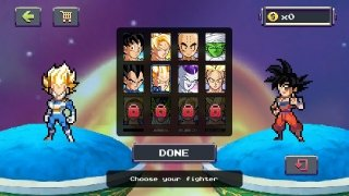 Legendary Z Warriors image 4 Thumbnail