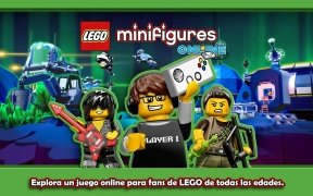 LEGO Minifigures Online immagine 1 Thumbnail