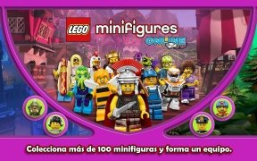 LEGO Minifigures Online imagem 2 Thumbnail