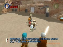 LEGO Star Wars  2 The Original Trilogy Demo Español imagen 1