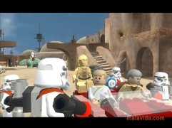 LEGO Star Wars  2 The Original Trilogy Demo Español imagen 2
