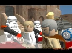 LEGO Star Wars  2 The Original Trilogy Demo Español imagen 3