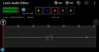 Lexis Audio Editor imagen 1 Thumbnail