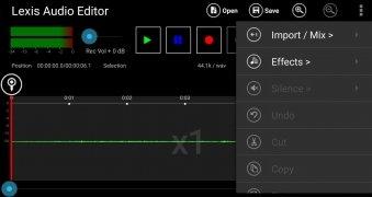 Lexis Audio Editor imagen 2 Thumbnail