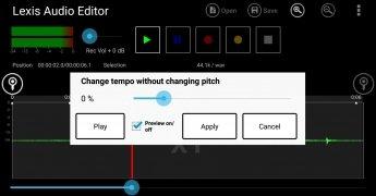 Lexis Audio Editor imagen 3 Thumbnail