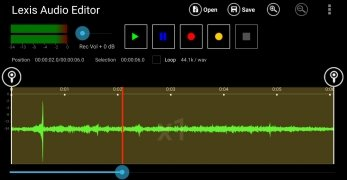 Lexis Audio Editor imagen 4 Thumbnail
