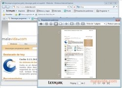 Lexmark Toolbar immagine 1 Thumbnail