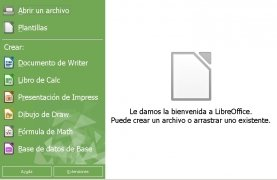 LibreOffice Portable imagen 1 Thumbnail