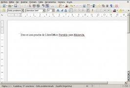LibreOffice Portable imagen 2 Thumbnail