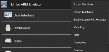 Limbo Emulator imagen 3 Thumbnail