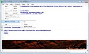 LimeEdit imagen 3 Thumbnail