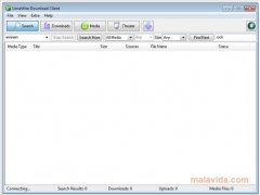 LimeWire Download Client immagine 1 Thumbnail