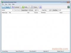 LimeWire Download Client imagen 1 Thumbnail