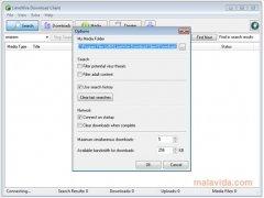 LimeWire Download Client imagen 3 Thumbnail
