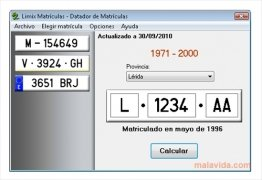 Limix Matrículas bild 2 Thumbnail