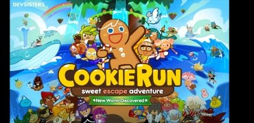 LINE Cookie Run bild 1 Thumbnail