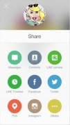 LINE Selfie Sticker imagem 5 Thumbnail