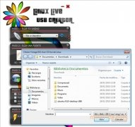 Linux Live USB Creator Изображение 3 Thumbnail