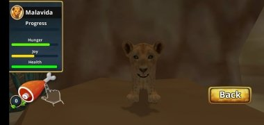 Lion Family Sim Online imagen 10 Thumbnail