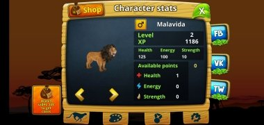 Lion Family Sim Online imagen 11 Thumbnail