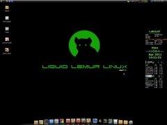 Liquid Lemur Linux bild 2 Thumbnail