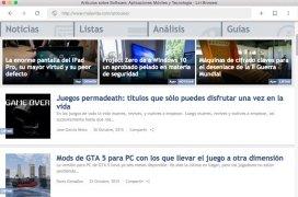 Liri Browser image 1 Thumbnail