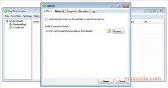 Live Downloader image 1 Thumbnail