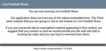 Live Football imagen 5 Thumbnail