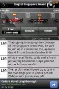 Livesports24 F1 Racing Изображение 3 Thumbnail