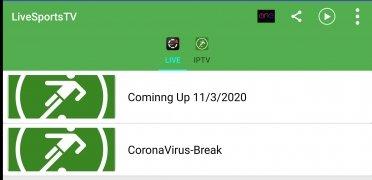 LiveSportsTV imagem 1 Thumbnail