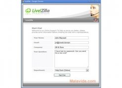 LiveZilla imagen 4 Thumbnail