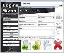 Logins Saver imagen 2 Thumbnail