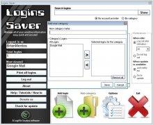 Logins Saver image 4 Thumbnail