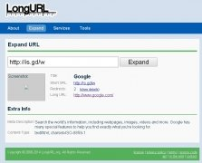 LongURL imagen 2 Thumbnail