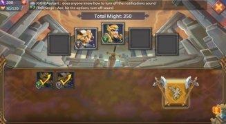 Lords Mobile: Guerra del Regno - Battaglia MMO RPG immagine 7 Thumbnail