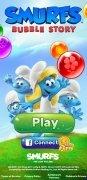 Smurfs Bubble Story image 2 Thumbnail