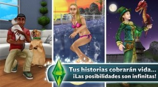 The Sims FreePlay image 4 Thumbnail