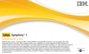 Lotus Symphony imagen 5 Thumbnail