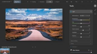Luminar image 6 Thumbnail