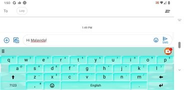 Luminous Keyboard bild 1 Thumbnail