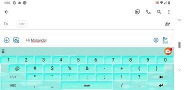 Luminous Keyboard imagen 2 Thumbnail
