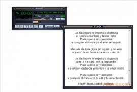 Lyrics Plugin for Winamp Изображение 3 Thumbnail