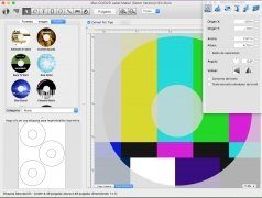 Mac CD/DVD Label Maker imagen 4 Thumbnail