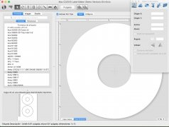 Mac CD/DVD Label Maker imagen 5 Thumbnail