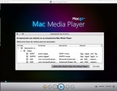 Mac Media Player imagen 1 Thumbnail