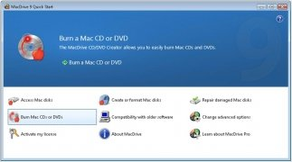 MacDrive image 3 Thumbnail