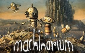 Machinarium image 1 Thumbnail